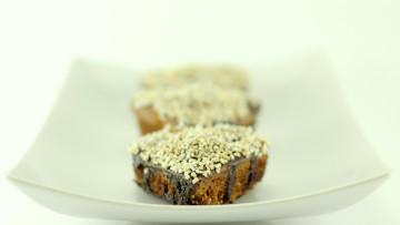 Marchewkowe muffinki z karobem (bez glutenu, mleka)