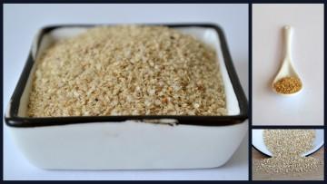 Poznaj mniej popularne ziarna bez glutenu – teff, amarantus, quinoa