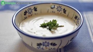 Wegański majonez z kaszy jaglanej (bez glutenu, jajek, mleka krowiego, gorczycy, kukurydzy, octu)