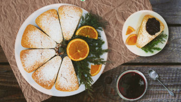 Ciasto ryżowo-kokosowe (bez glutenu, mleka, jajek)