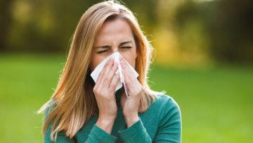 Objawy alergii u dzieci i dorosłych