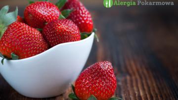 Czy alergik może jeść truskawki?