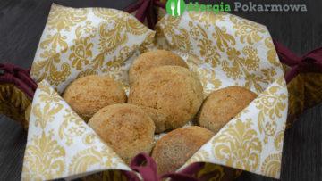 Bezglutenowe bułki gryczano-kokosowe (bez mleka, jajek, soi)