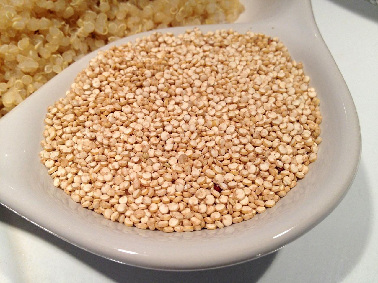 Quinoa – niezwykle cenna w kuchni bezglutenowej