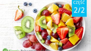 Nietolerancja fruktozy cz. II