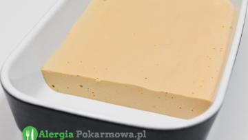 Wegański ser z nerkowców (bez glutenu, mleka, jajek)